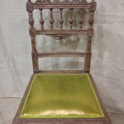 tapissier lyon decorateur ruf meuble fauteuil limonest chaise henri II