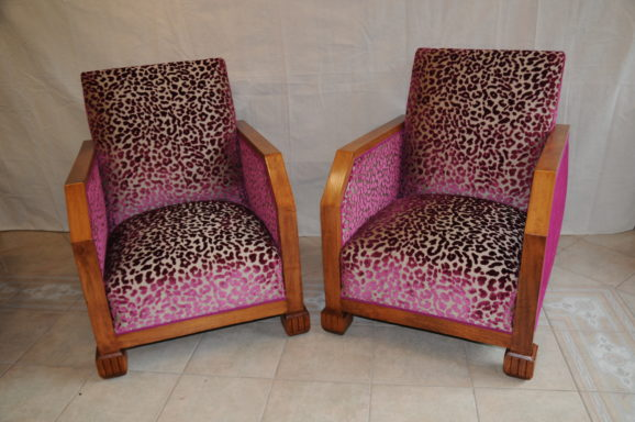 tapissier lyon decorateur maison ruf limonest restauration fauteuil meuble chaise artdeco décoration