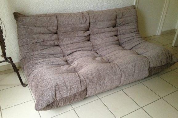 tapissier lyon décorateur maison ruf limonest restauration meuble fauteuil chaise contemporain design pouf futon décoration