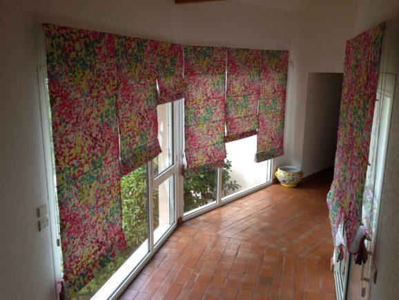 tapissier lyon décorateur maison ruf limonest restauration meuble rideau sur mesure embrasse magnétique décoration store bateau