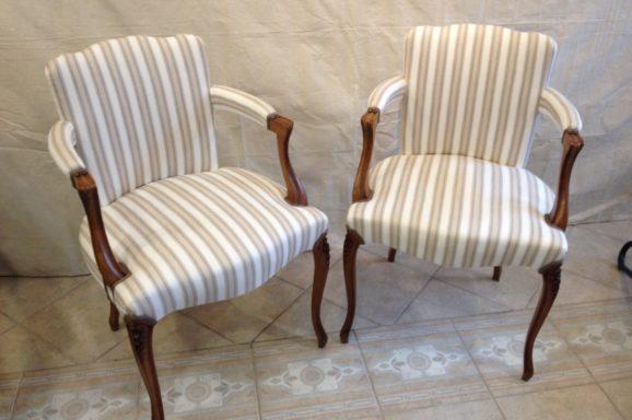 tapissier lyon décorateur maison ruf limonest restauration meuble fauteuil décoration