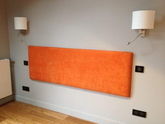 tapissier lyon décorateur maison ruf limonest restauration meuble tete de lit sur mesure tissu chambre décoration